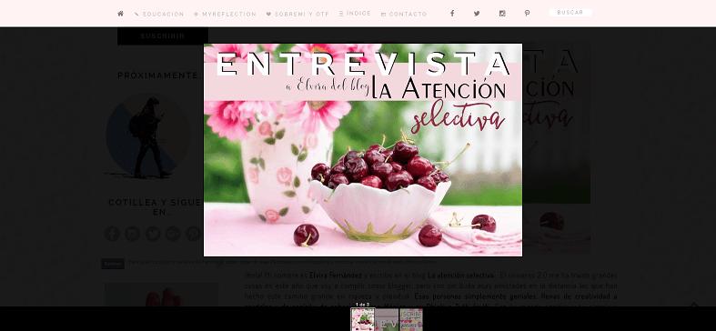Configurar Blogger imágenes