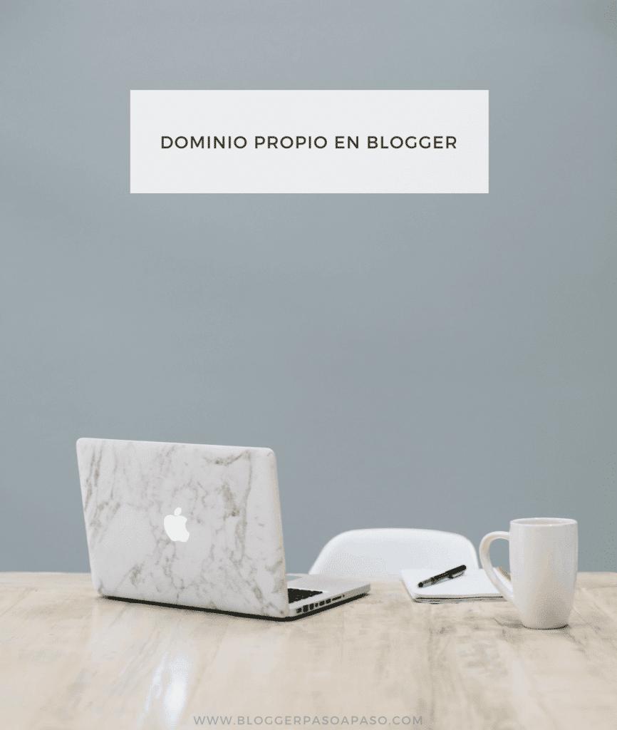 Cómo poner dominio propio en Blogger paso a paso TUTORIAL