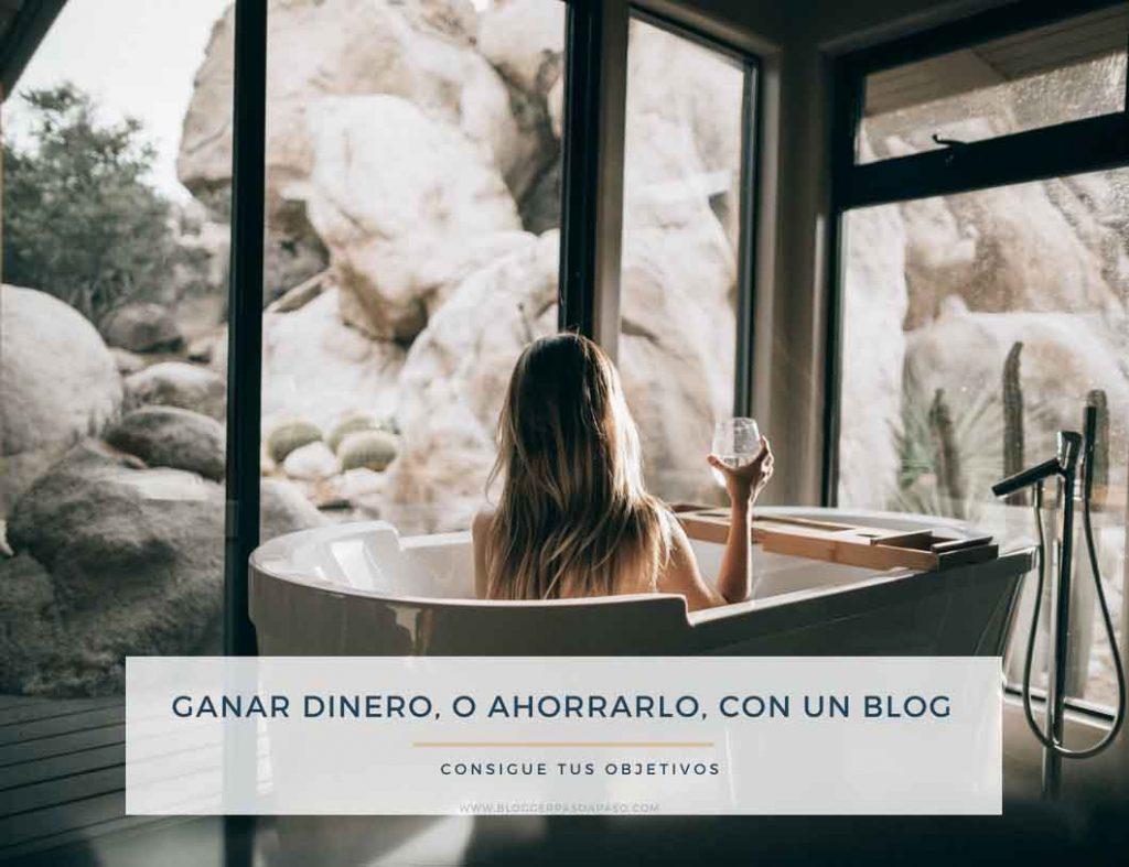 4 formas de ganar dinero con un blog o ahorrar dinero con un blog