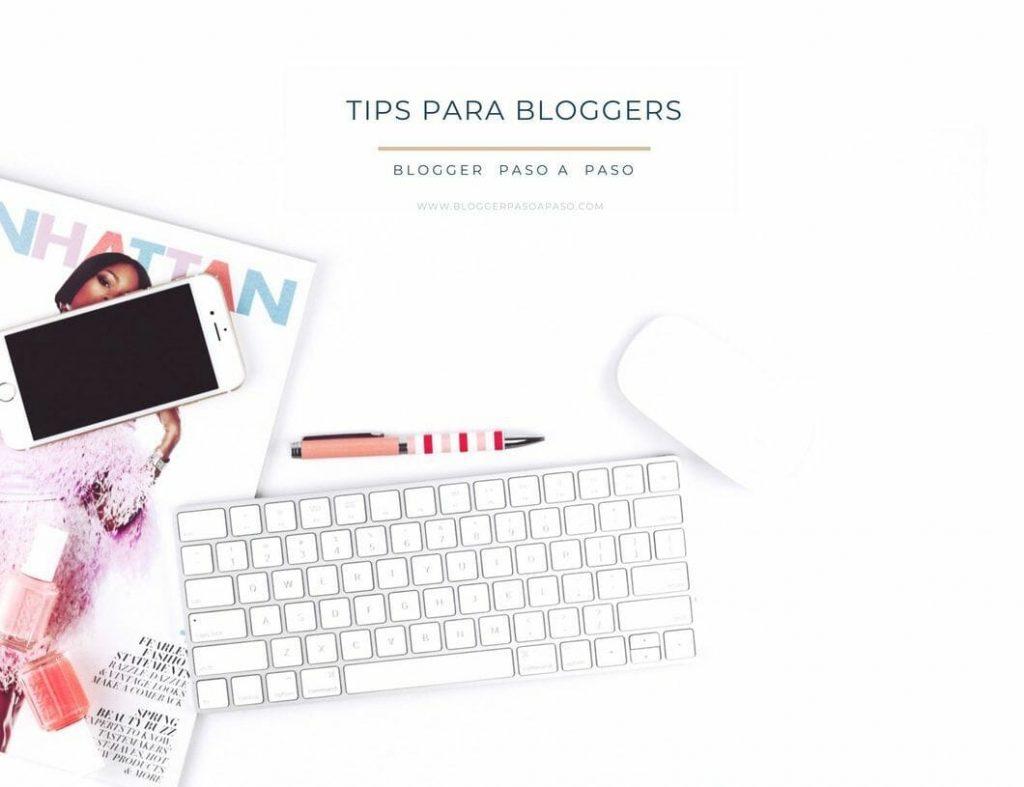tips para blogger