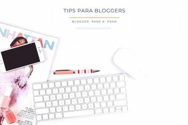 tips para blogging