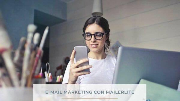 mailerlite en tu blog