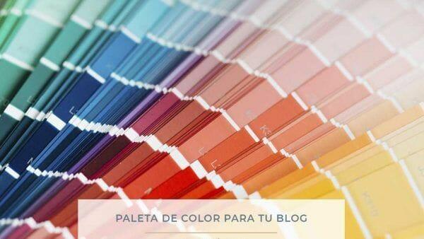 encontrar paleta de colores para tu blog
