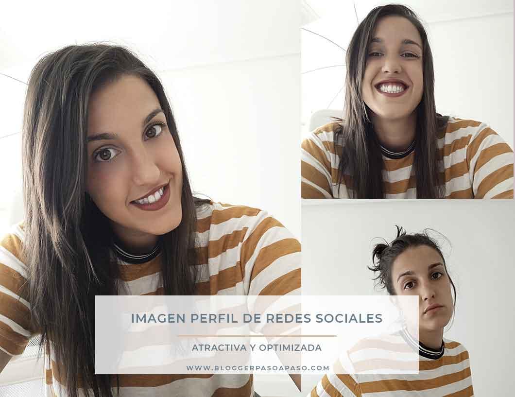 foto de perfil redes sociales