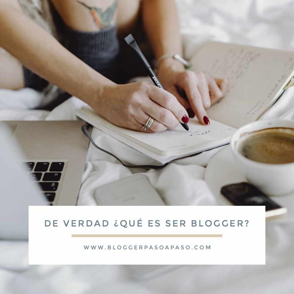 cómo ser blogger o como crear un blog y no morir en el intento No te preocupes y ocúpate - Ser Blogger ¿Qué es?