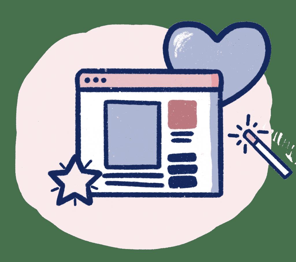 servicios pack identidad de marca y pagina web