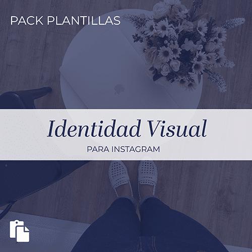 identidad visual para instagram para emprendedoras