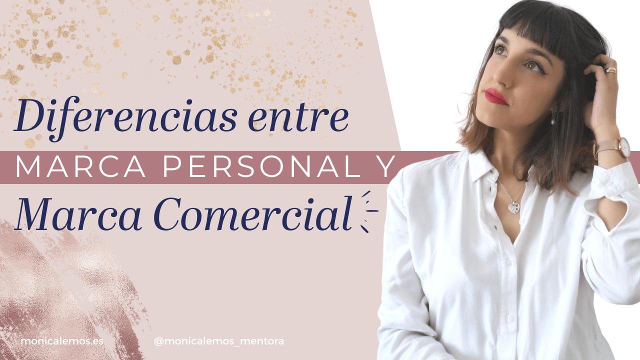 Marca Personal y Marca Comercial